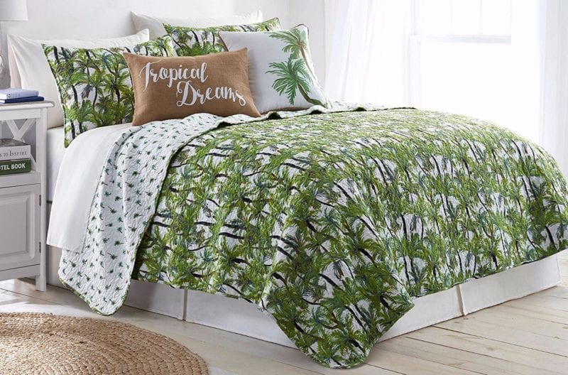Elise-James-Home-Congo-Quilt-Set-800x528 100+ Nautical Quilts and Beach Quilts