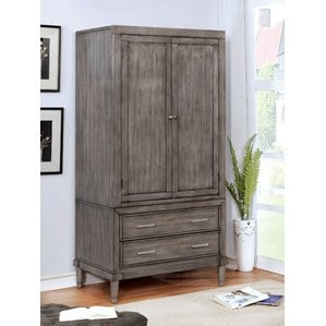 FoxfieldTransitionalArmoire Beach Bedroom Furniture and Coastal Bedroom Furniture