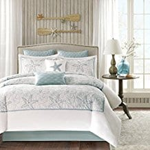 Harbor-House-4-Piece-Maya-Bay-Comforter-Set-Cal-King Nautical Bedding Sets & Nautical Bedspreads
