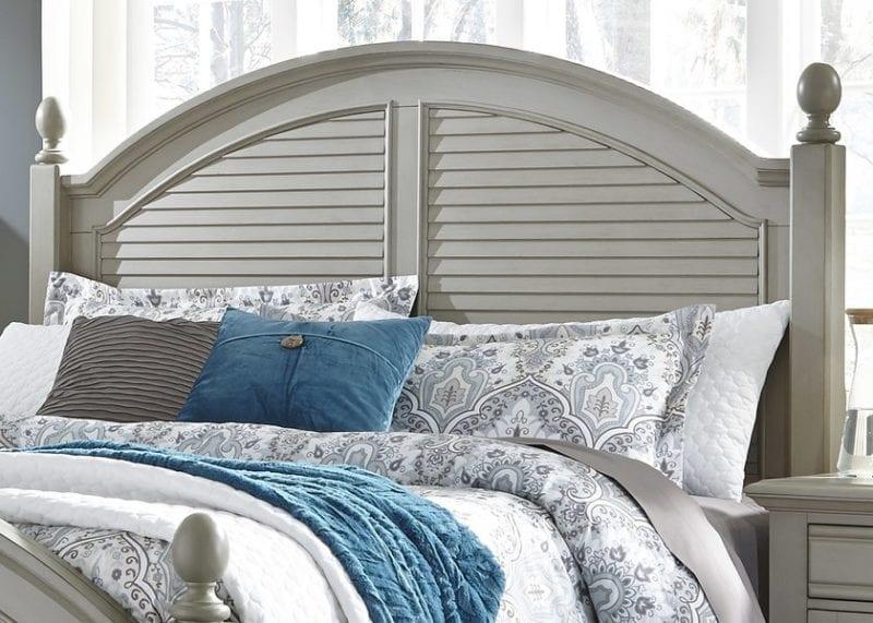 HinsdalePosterPanelHeadboard-800x571 Beach Bedroom Furniture and Coastal Bedroom Furniture