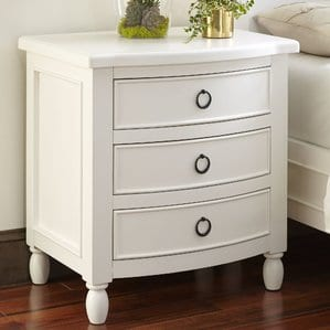 McGregorNightstand Beach Bedroom Furniture and Coastal Bedroom Furniture