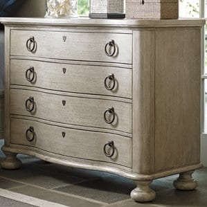 OysterBayBridgeportBachelors4DrawerDresser Beach Bedroom Furniture and Coastal Bedroom Furniture