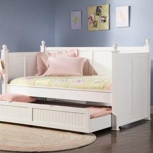 PennrockCentralPointDaybedwithTrundle Beach Bedroom Furniture and Coastal Bedroom Furniture