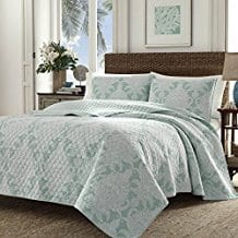 Pineapple-Cape-Harbor-Quilt-SetHarbor-BlueKing 50+ Pineapple Bedding Sets, Quilts, and Duvet Covers For 2020