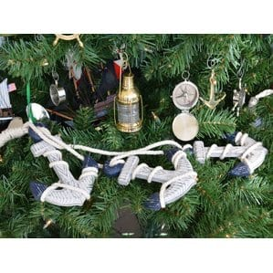 RusticDecorativeTripleAnchorSetChristmasTreeOrnament Anchor Christmas Ornaments