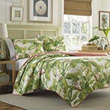 Tommy-Bahama-Aregada-Dock-Ecru-Quilt-Set Tommy Bahama Bedding Sets & Tommy Bahama Bedspreads