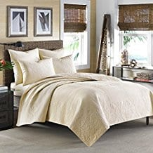Tommy-Bahama-Nassau-Ivory-Quilt-King Tommy Bahama Bedding Sets & Tommy Bahama Bedspreads