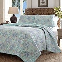 Tommy-Bahama-Wharton-Landing-Wharton-Reversible-Quilt-Set Tommy Bahama Bedding Sets & Tommy Bahama Bedspreads