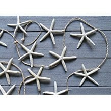 Tumbler-Home-Tropical-Starfish-Garland-12-Starfish Beachy Starfish and Seashell Garlands