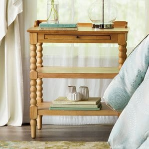 WendellNightstand Beach Bedroom Furniture and Coastal Bedroom Furniture
