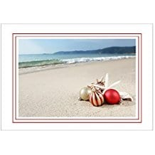 Beach Christmas Cards >> Nautical And Beach Christmas Cards Beachfront Decor