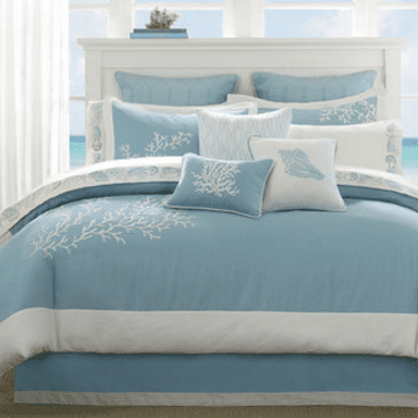 beach-bedding-sets Beach Bedroom Furniture and Coastal Bedroom Furniture