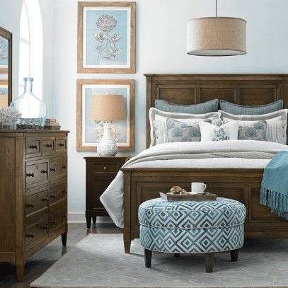 beach-bedroom-furniture-set-1 Beach Bedroom Furniture and Coastal Bedroom Furniture