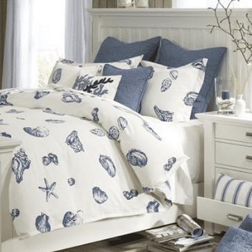 beach-duvet-covers Beach Bedroom Furniture and Coastal Bedroom Furniture