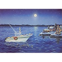 boating-christmas-cards-14 Beach Christmas Cards and Nautical Christmas Cards