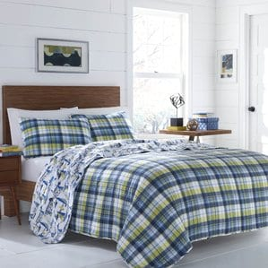 nautical-alexandria-quilt-set Nautical Quilts and Beach Quilts
