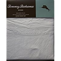 tommy-bahama-home-white-sheet-set Tommy Bahama Bedding Sets & Tommy Bahama Bedspreads