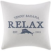 tommy-bahama-raw-coast-relax-throw-pillow Tommy Bahama Bedding Sets & Tommy Bahama Bedspreads