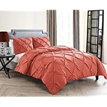 vcny-home-carmen-duvet-cover-set Coral Bedding Sets and Coral Comforters