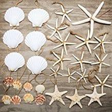 30-piece-christmas-decoration-set Starfish Christmas Ornaments