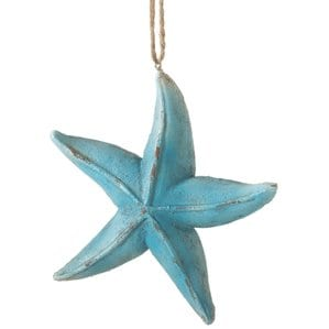 StarfishOrnament-1 Starfish Christmas Ornaments