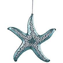 hanging-starfish-christmas-ornament Starfish Christmas Ornaments