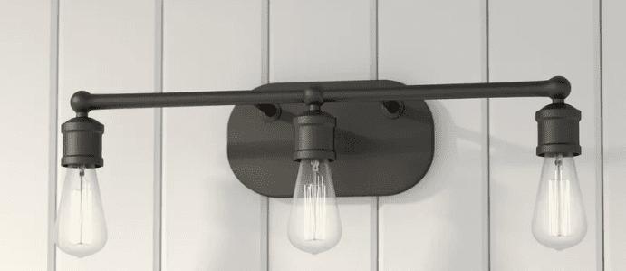 Lighthouse Nautical Bathroom Accessories: Beach And Nautical Bathroom Lighting