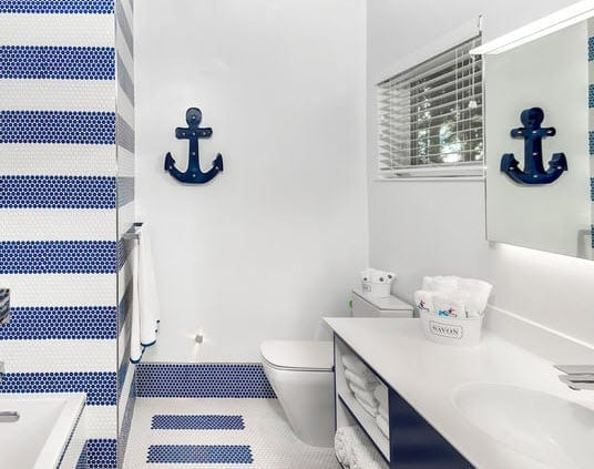 Harbor-Drive-Residence-by-Eclipse-Designs-Inc.-by-Rhona-Chartouni 100+ Nautical Anchor Decorations and Decor