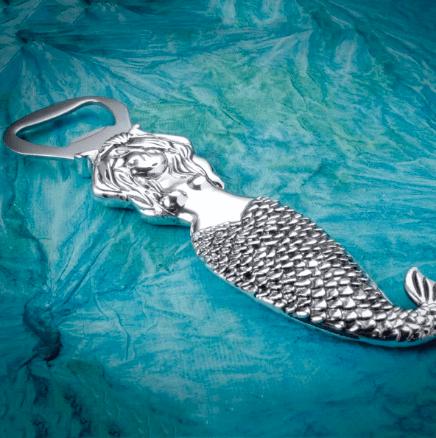 Mermaid-Bottle-Opener-2 Mermaid Home Decor