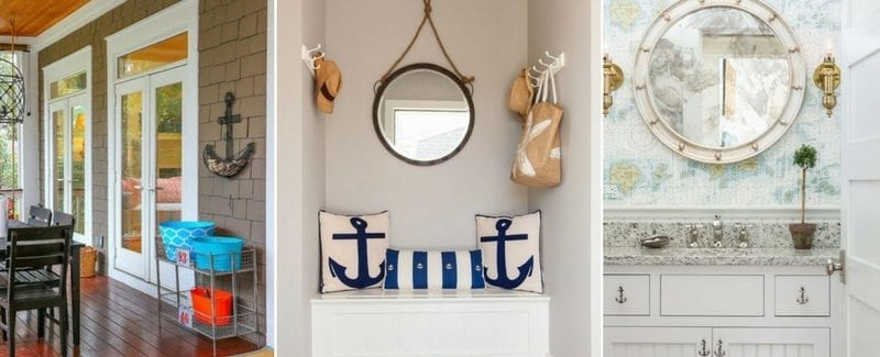 Nautical Anchor Decor