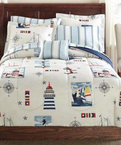 Lighthouse Bedding