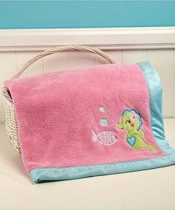 Nautical Baby Blankets