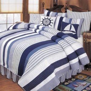 nautical-bed-in-a-bag-300x300 Nautical Home Decor