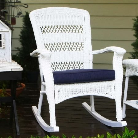 Wicker Rocking Chairs