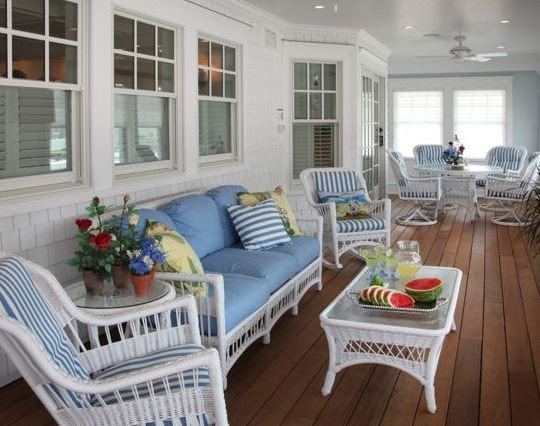 Traditional-Family-Beach-Home-Ocean-City-NJ-by-Asher-Associates-Architects Best White Wicker Furniture