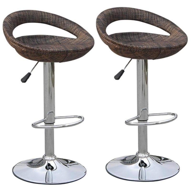 barstool-2-pack-adjustable-rattan-wicker-800x800 Wicker Bar Stools & Rattan Bar Stools