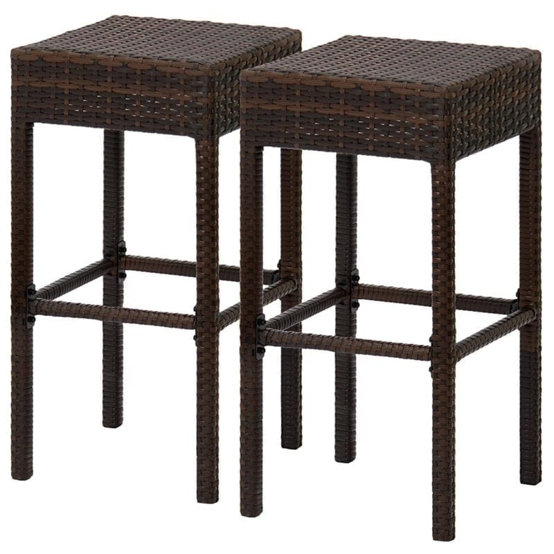 best-choice-products-outdoor-backless-wicker-bar-stools-800x800 Wicker Bar Stools & Rattan Bar Stools