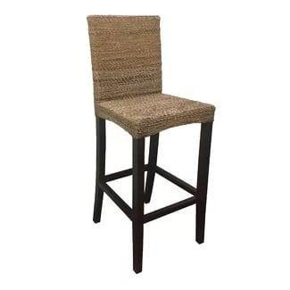 elenamar-designs-maui-29-wicker-bar-stool Wicker Bar Stools