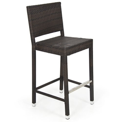 outdoor-wicker-bar-stool Wicker Bar Stools & Rattan Bar Stools