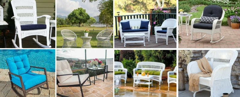Best White Wicker Furniture