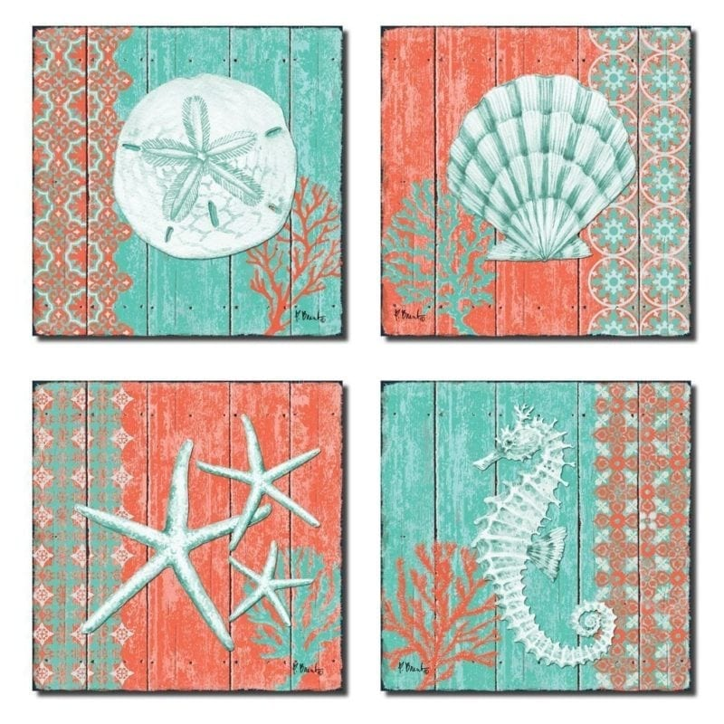 coral-poster-prints-800x800 Coral Decor