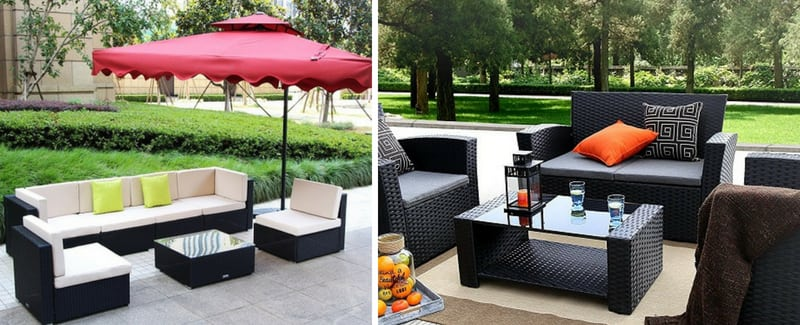 Best Black Wicker Furniture