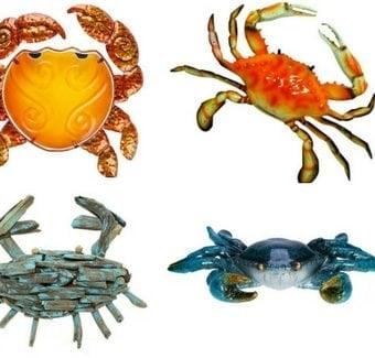 crab decor