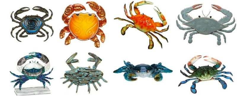 crab decor