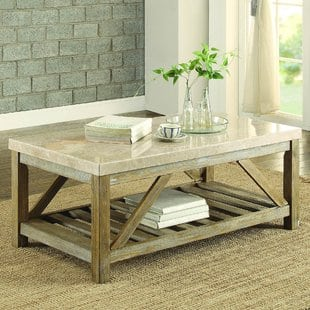 bellas-coffee-table Beach Coffee Tables and Coastal Coffee Tables