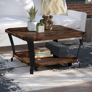 kortney-coffee-table Beach Coffee Tables and Coastal Coffee Tables