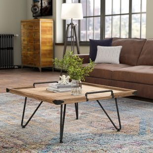 mccreight-coffee-table Beach Coffee Tables and Coastal Coffee Tables