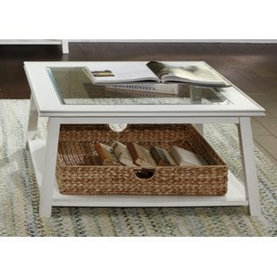 meagan-coffee-table Beach Coffee Tables and Coastal Coffee Tables