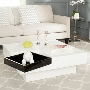 wesley-coffee-table Beach Coffee Tables and Coastal Coffee Tables