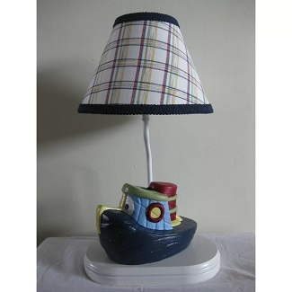 Boat-Transportation-13.5-Table-Lamp Boat Lamps and Sailboat Lamps